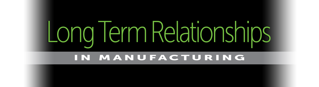 LongTerm Relationships in Manufacturing