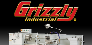 Grizzly - gearhead floor lathe