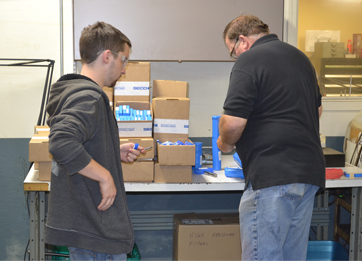 SECO Seco Donates Tools to School Shop-Training Programs