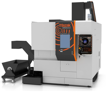 Mazak Demos Latest Technology for Winning the Manufacturing