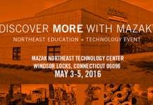 Discover More with Mazak