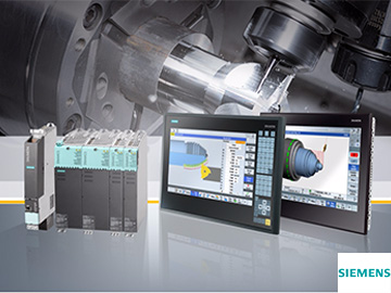 Siemens Offers New More Powerful CPUs for 840D sl CNC