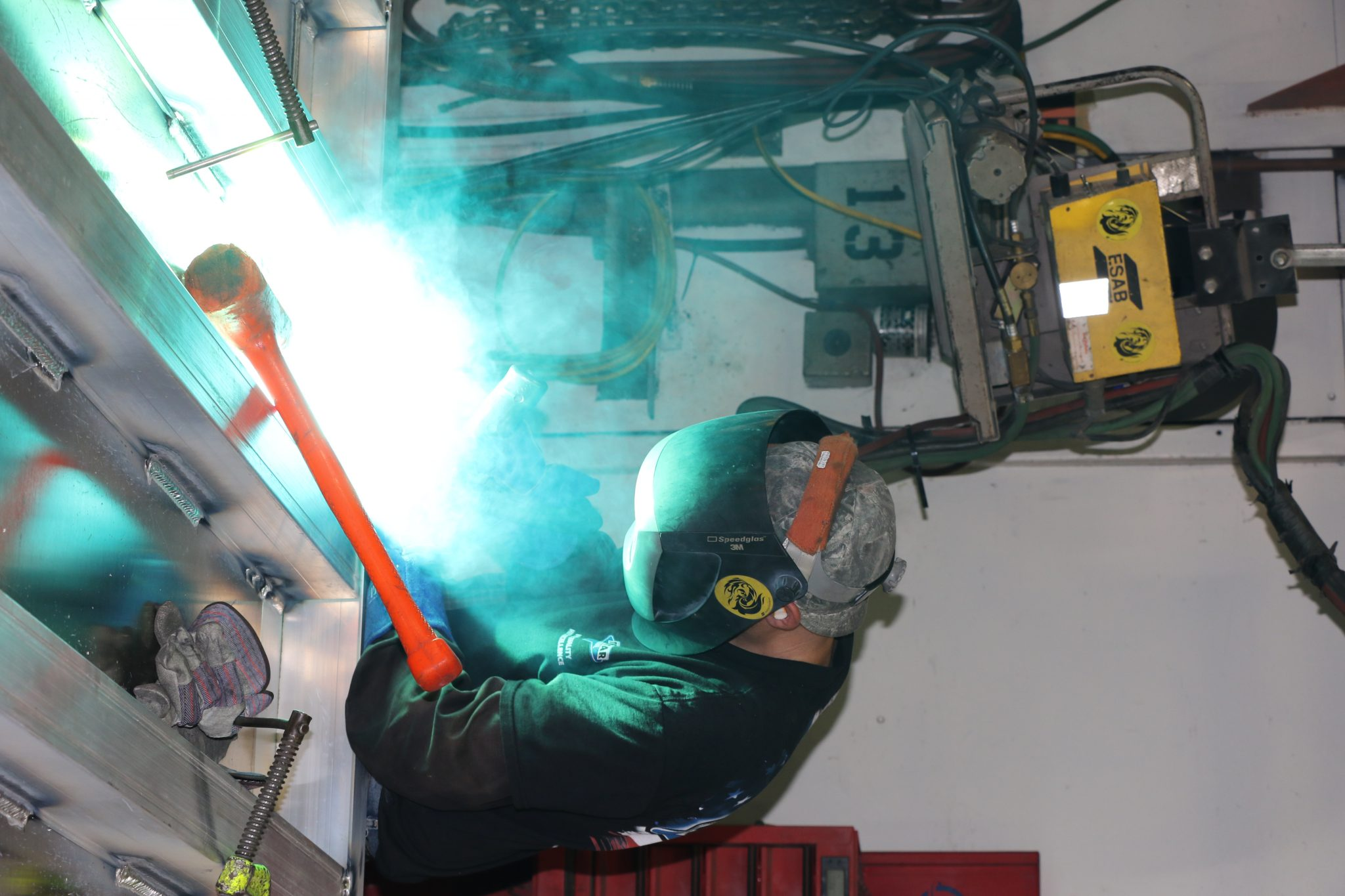 Welding Strong Relationships | Industrial Machinery Digest