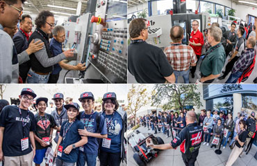 HaasTec 2017 Draws More Than 3100 Visitors to Haas Factory ...
