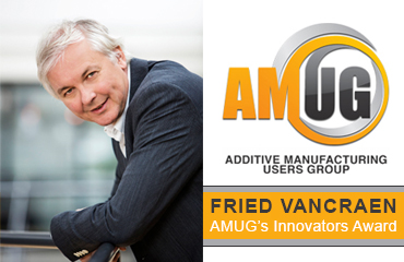 AMUG Innovator Award, Fried Vancraen2