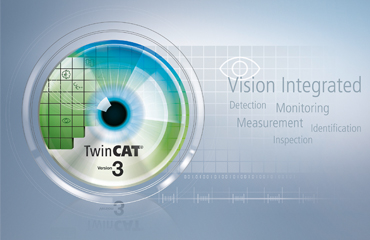 Beckhoff Automation, TwinCAT Vision Software, TwinCAT, Vision Software