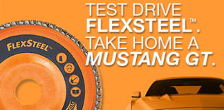 Test Drive Flexsteel, Dale Binder