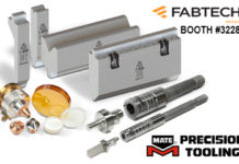 Mate Precision Tooling, Fabtech Mexico