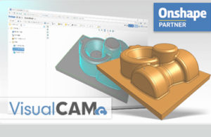 MecSoft, Onshape, VisualCAM