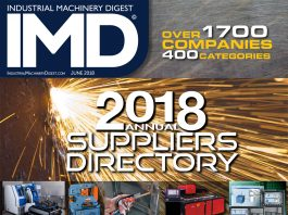 suppliers directory, IMD, Industrial Machinery Digest