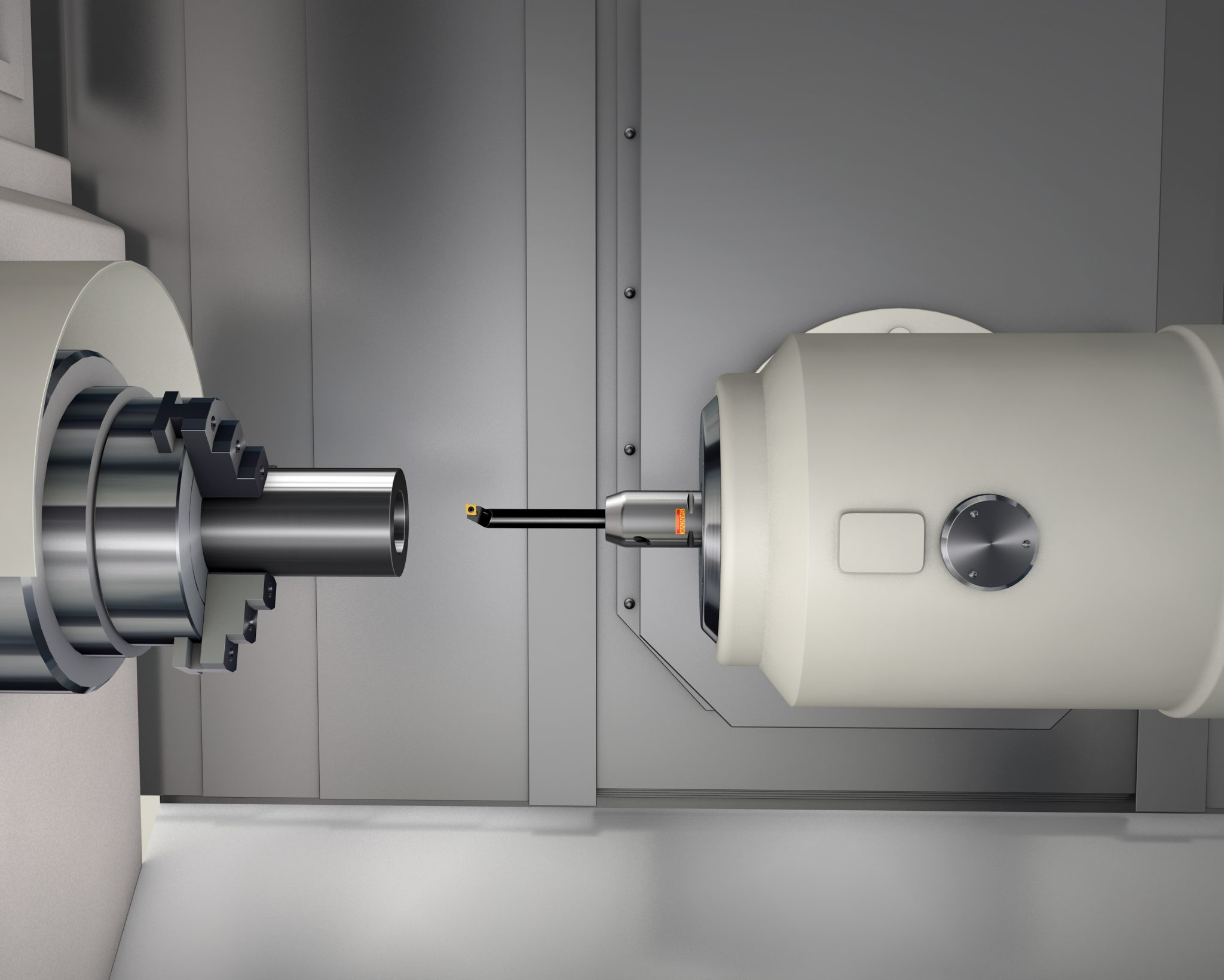 CoroChuck ® 935 Offers a Secure Influence on Machining