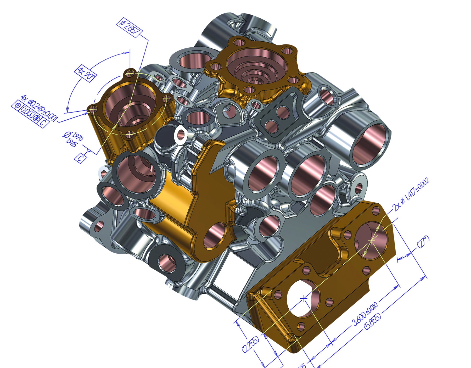 Providing Flexibility and Ease of Use with CAD/CAM