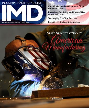 industrial Machinery Digest, American Manufacturing, Made in the USA
