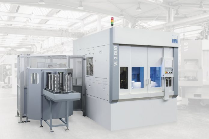 EMAG, VL3 Duo, IMTS