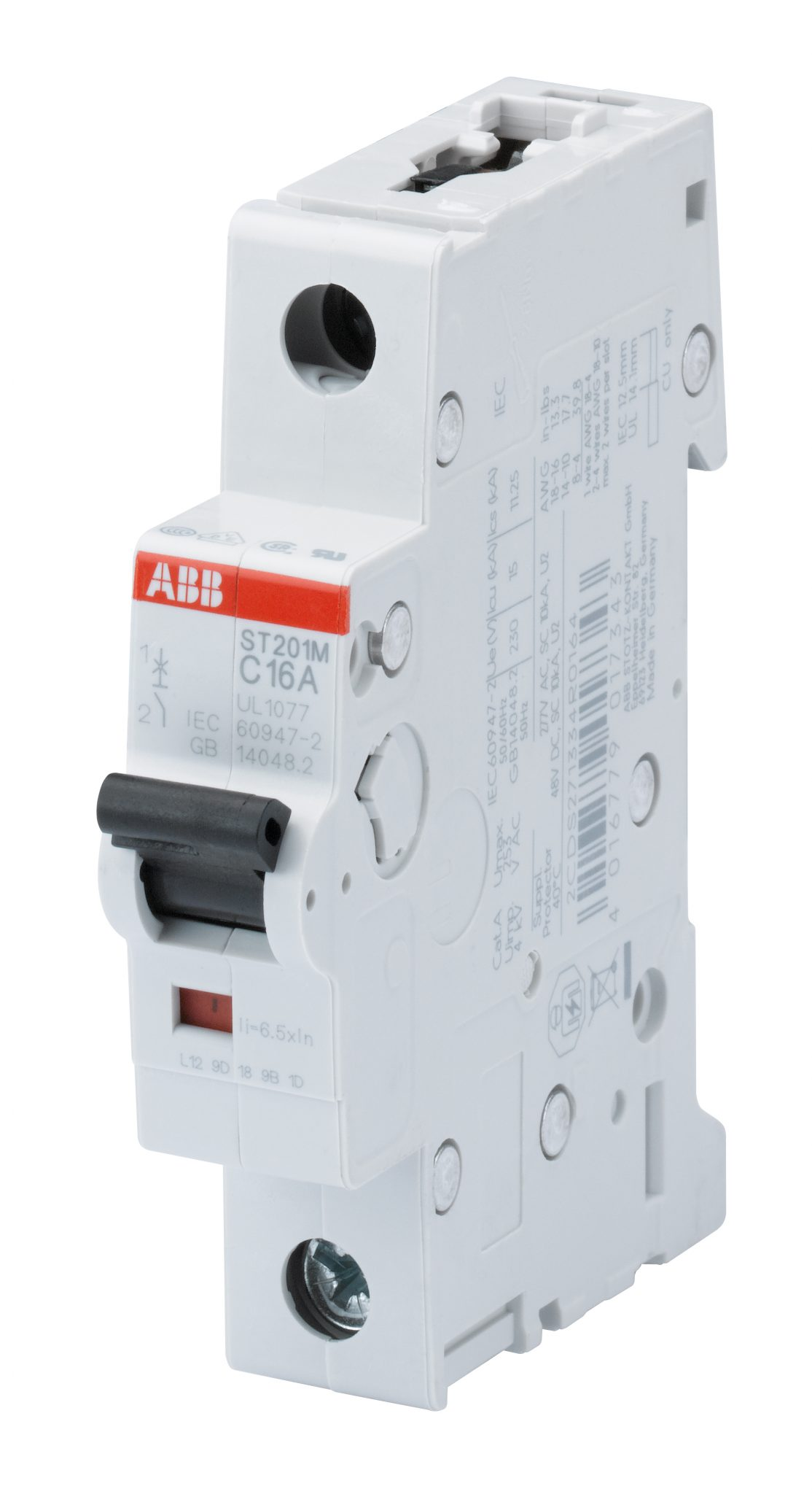 Abb Introduces High Performance Ul 1077 Supplementary Protectors Wiring Short Circuit St200m Miniature Breakers