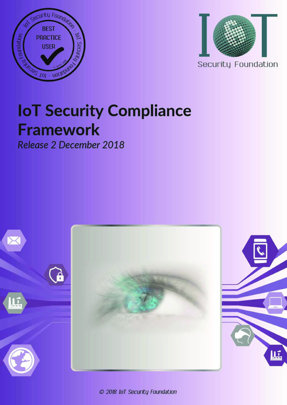 IoTSF, IoT Security Compliance Framework, Release 2