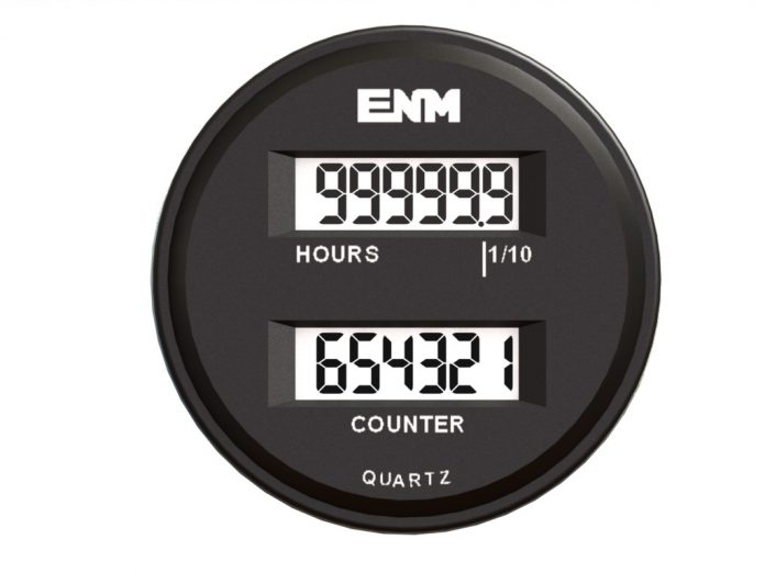 Remove term: T39 LCD Hourmeter/Counter combination T39 LCD Hourmeter/Counter combination