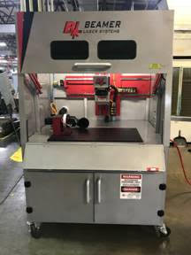 Gear Motions, Beamer Laser Systems Model FL53