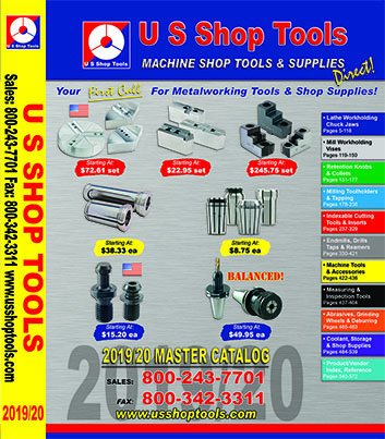 master catalog, 2019-2020, US Shop Tools, U S Shop Tools