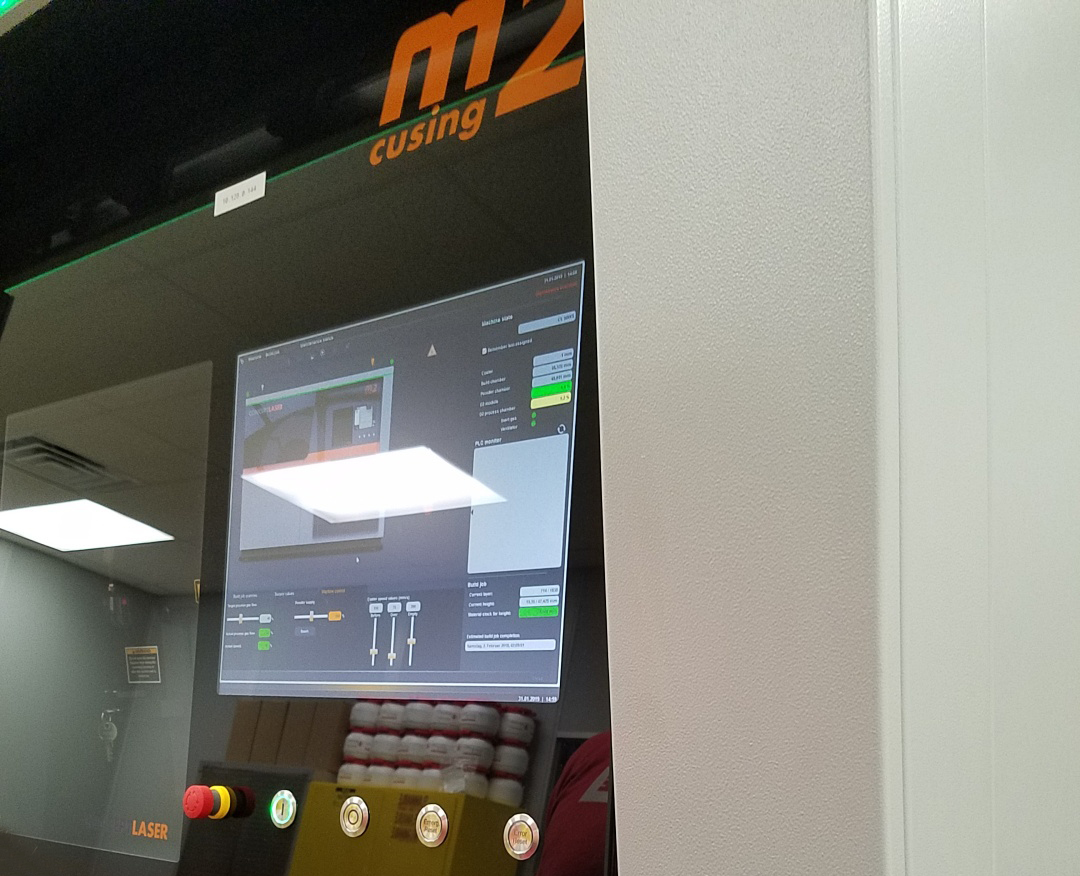 The Workhorse of GE's Additive Portfolio - M2 Cusing: 3D