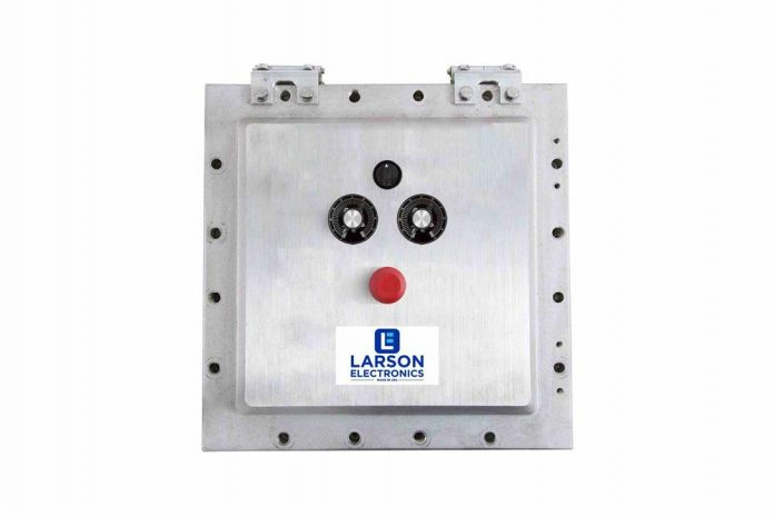 Larson Electronics Releases Explosion Proof Control Station 2