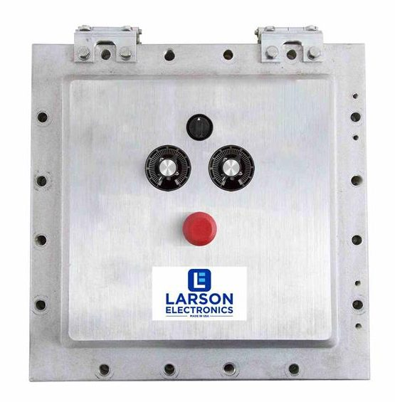 Larson Electronics Releases Explosion-Proof Control Station